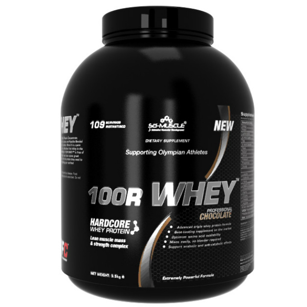 100R WHEY protein