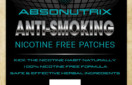 Absonutrix Anti-Smoking Flasteri