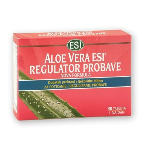 Aloe Vera Regulator probave - ESI