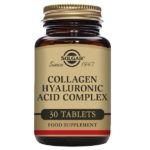 Solgar - Hyaluronic Acid Complex (30 tableta)